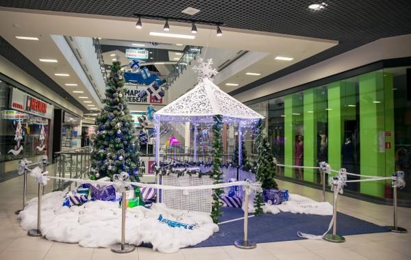 Приемная Деда Мороза ТРК Арена 2015