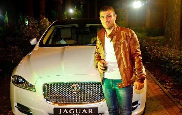 День клиента автосалон Jaguar