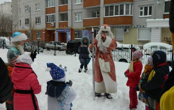 Новогодние утренники Дом.ру – 02.01.2015г
