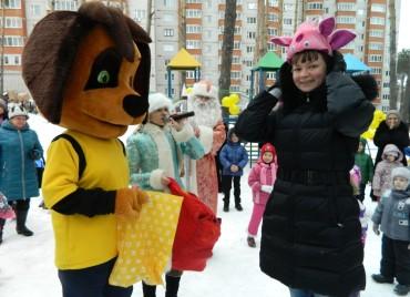 Новогодние утренники Дом.ру – 03.01.2015г